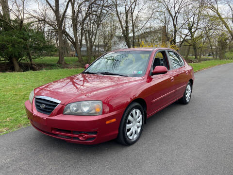 2006 Hyundai Elantra for sale at ARS Affordable Auto in Norristown PA