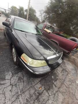 2003 Lincoln Town Car for sale at GARAGE ZERO in Jacksonville FL