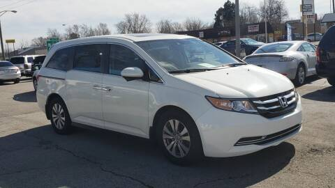 2015 Honda Odyssey for sale at Lexington Auto Store in Lexington KY
