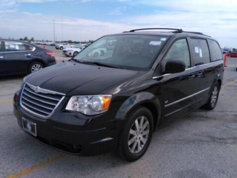 2009 Chrysler Town and Country for sale at HW Used Car Sales LTD in Chicago IL