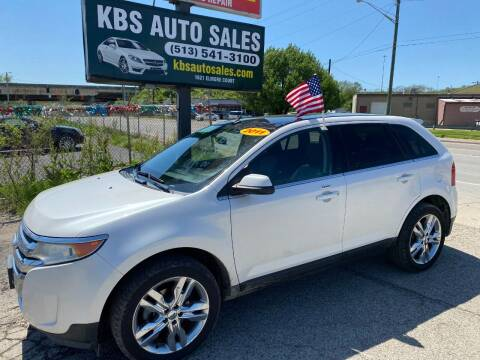 2011 Ford Edge for sale at KBS Auto Sales in Cincinnati OH