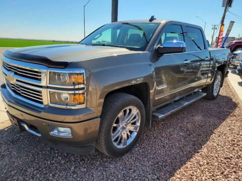 2015 Chevrolet Silverado 1500 for sale at A AND A AUTO SALES in Gadsden AZ