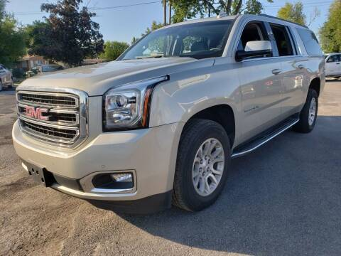 2017 GMC Yukon XL for sale at Nonstop Motors in Indianapolis IN