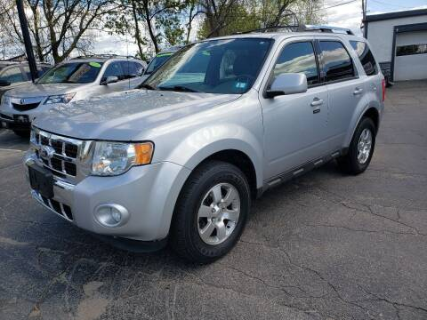 2010 Ford Escape for sale at Real Deal Auto Sales in Manchester NH
