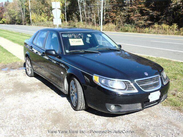 2007 Saab 9-5 for sale at Vans Vans Vans INC in Blauvelt NY