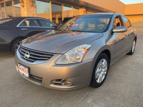 2012 Nissan Altima for sale at Houston Auto Gallery in Katy TX