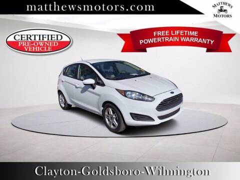 2019 Ford Fiesta for sale at Auto Finance of Raleigh in Raleigh NC