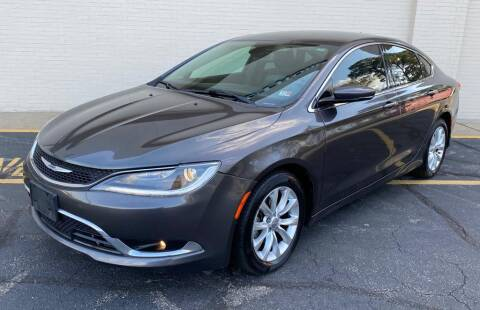 2015 Chrysler 200 for sale at Carland Auto Sales INC. in Portsmouth VA