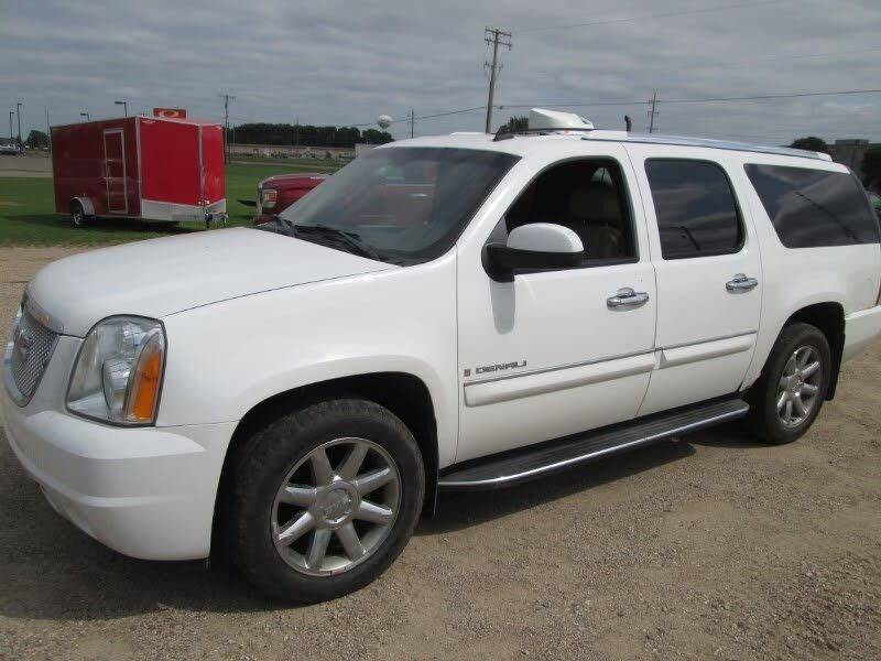 2007 GMC Yukon XL for sale at SWENSON MOTORS in Gaylord MN