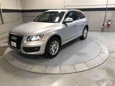 2010 Audi Q5 for sale at Luxury Car Outlet in West Chicago IL