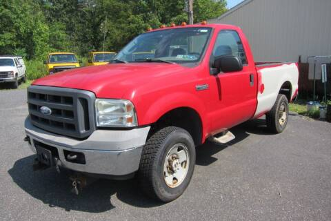 2005 Ford F-250 Super Duty for sale at K & R Auto Sales,Inc in Quakertown PA