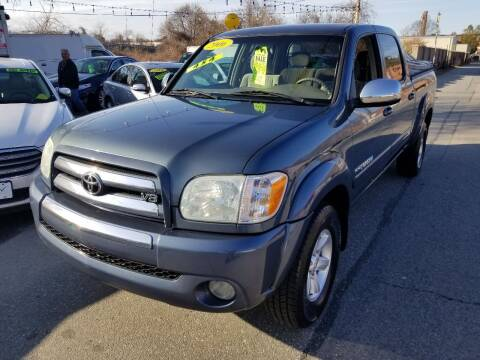 2006 Toyota Tundra for sale at Howe's Auto Sales in Lowell MA