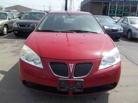 2007 Pontiac G6 for sale at Royal Motors - 33 S. Byrne Rd Lot in Toledo OH
