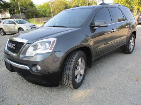 2011 GMC Acadia for sale at Dons Carz in Topeka KS