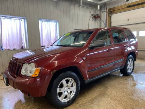 2008 Jeep Grand Cherokee for sale at Sand's Auto Sales in Cambridge MN