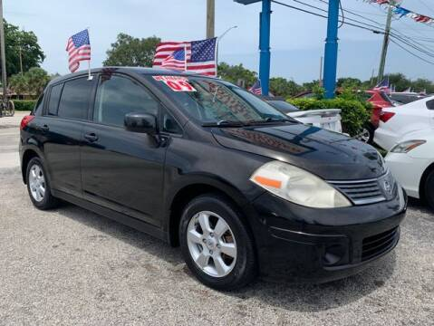 2009 Nissan Versa for sale at AUTO PROVIDER in Fort Lauderdale FL