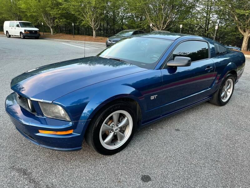 2006 Ford Mustang for sale at MJ AUTO BROKER in Alpharetta GA