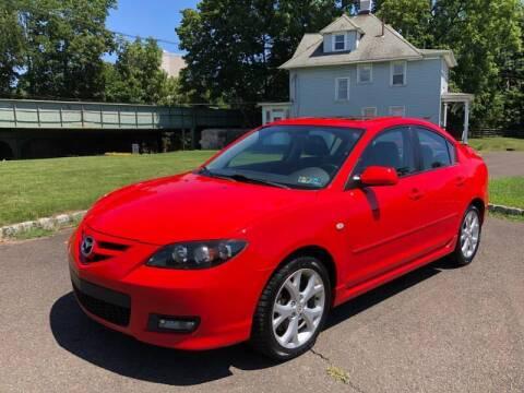 2007 Mazda MAZDA3 for sale at Mula Auto Group in Somerville NJ
