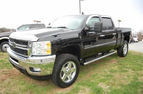 2012 Chevrolet Silverado 2500HD for sale at Modern Motors - Thomasville INC in Thomasville NC