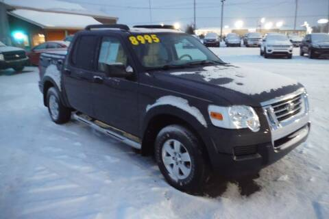 2007 Ford Explorer Sport Trac for sale at Bryan Auto Depot in Bryan OH