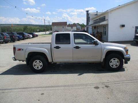2004 Chevrolet Colorado for sale at ROUTE 119 AUTO SALES & SVC in Homer City PA