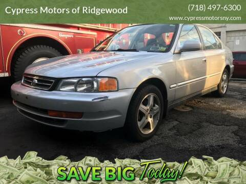 2000 Acura EL for sale at Cypress Motors of Ridgewood in Ridgewood NY