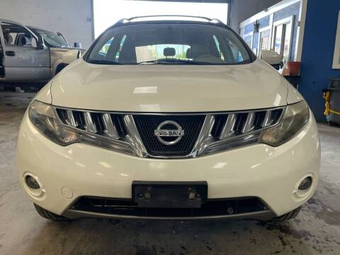 2010 Nissan Murano for sale at Ricky Auto Sales in Houston TX