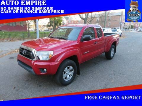 2013 Toyota Tacoma for sale at Auto Empire in Brooklyn NY