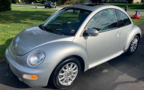 2004 Volkswagen New Beetle for sale at Select Auto Brokers in Webster NY