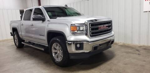2015 GMC Sierra 1500 for sale at Matt Jones Motorsports in Cartersville GA