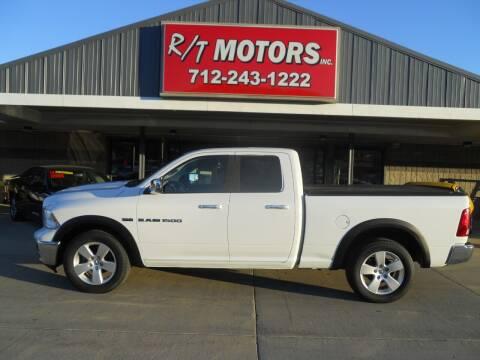 2011 RAM Ram Pickup 1500 for sale at RT Motors Inc in Atlantic IA