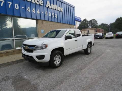 2018 Chevrolet Colorado for sale at Southern Auto Solutions - 1st Choice Autos in Marietta GA