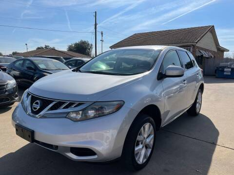 2012 Nissan Murano for sale at CityWide Motors in Garland TX