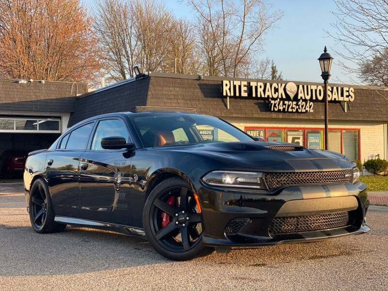 2017 Dodge Charger for sale at Rite Track Auto Sales in Canton MI