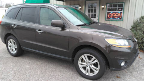 2011 Hyundai Santa Fe for sale at Haigler Motors Inc in Tyler TX