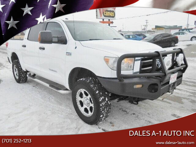 2010 Toyota Tundra for sale at Dales A-1 Auto Inc in Jamestown ND