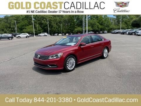 2017 Volkswagen Passat for sale at Gold Coast Cadillac in Oakhurst NJ