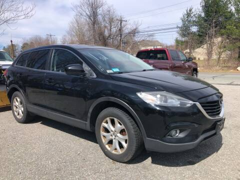 2013 Mazda CX-9 for sale at Top Line Import of Methuen in Methuen MA