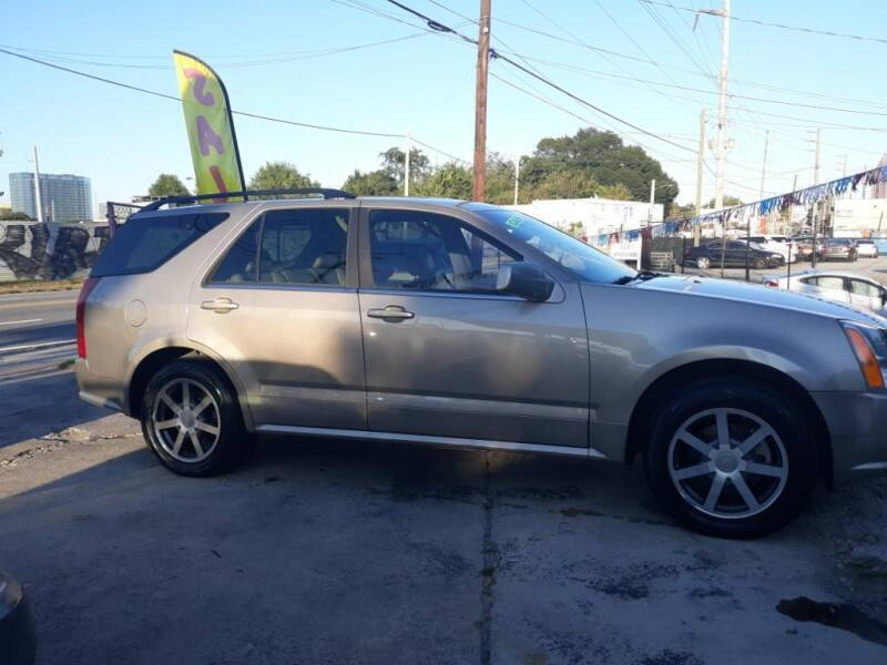2004 Cadillac SRX for sale at Empire Automotive of Atlanta in Atlanta GA