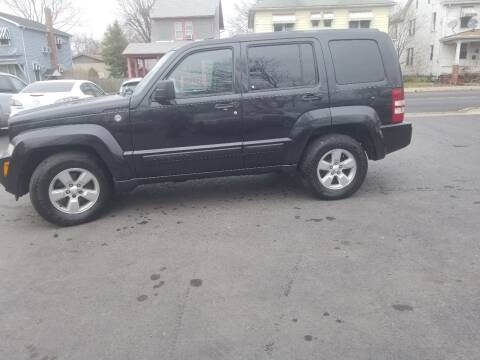 2011 Jeep Liberty for sale at Roy's Auto Sales in Harrisburg PA