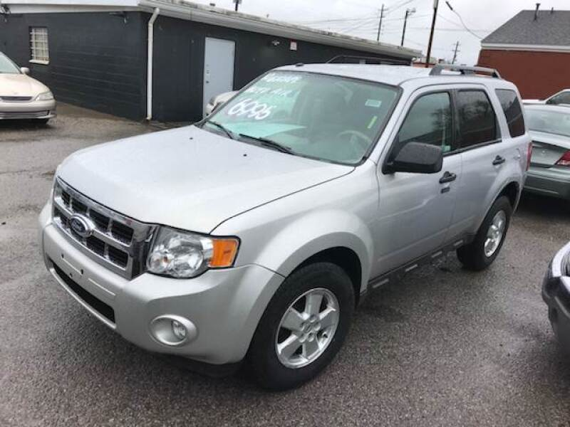 2010 Ford Escape XLT photo