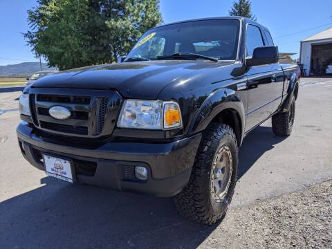 2007 Ford Ranger for sale at M AND S CAR SALES LLC in Independence OR