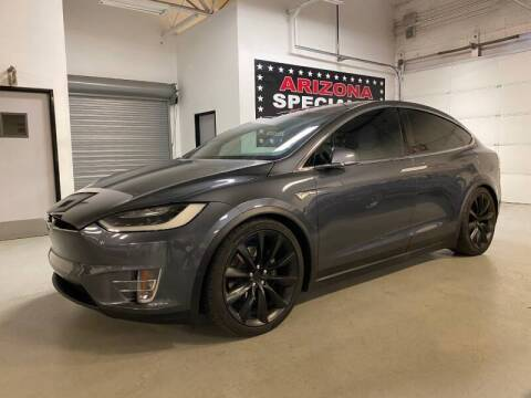 2016 Tesla Model X for sale at Arizona Specialty Motors in Tempe AZ