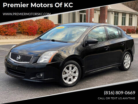 2009 Nissan Sentra for sale at Premier Motors of KC in Kansas City MO