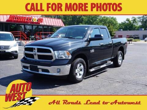 2017 RAM Ram Pickup 1500 for sale at Autowest of GR in Grand Rapids MI