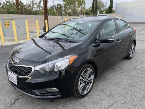 2015 Kia Forte for sale at Hunter's Auto Inc in North Hollywood CA