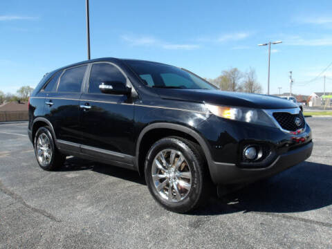 2011 Kia Sorento for sale at TAPP MOTORS INC in Owensboro KY