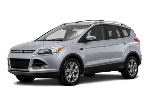 2016 Ford Escape for sale at West Motor Company - West Motor Ford in Preston ID