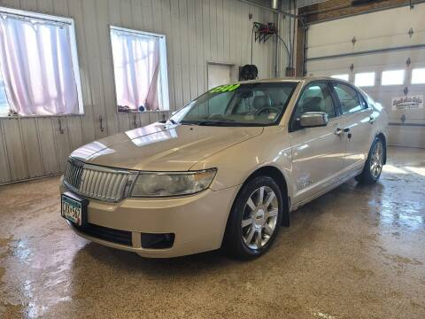 2006 Lincoln Zephyr for sale at Sand's Auto Sales in Cambridge MN