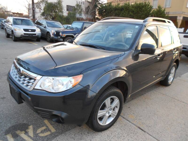 2011 Subaru Forester for sale at Precision Auto Sales of New York in Farmingdale NY